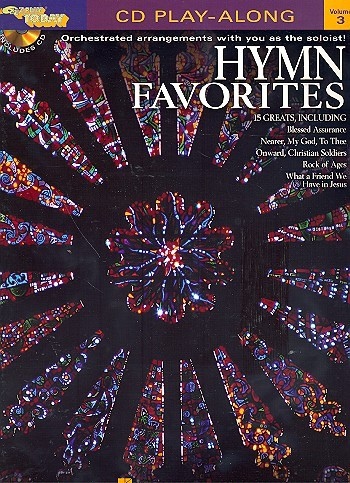 Hymn Favorites (+CD): for organ (piano/keyboard)