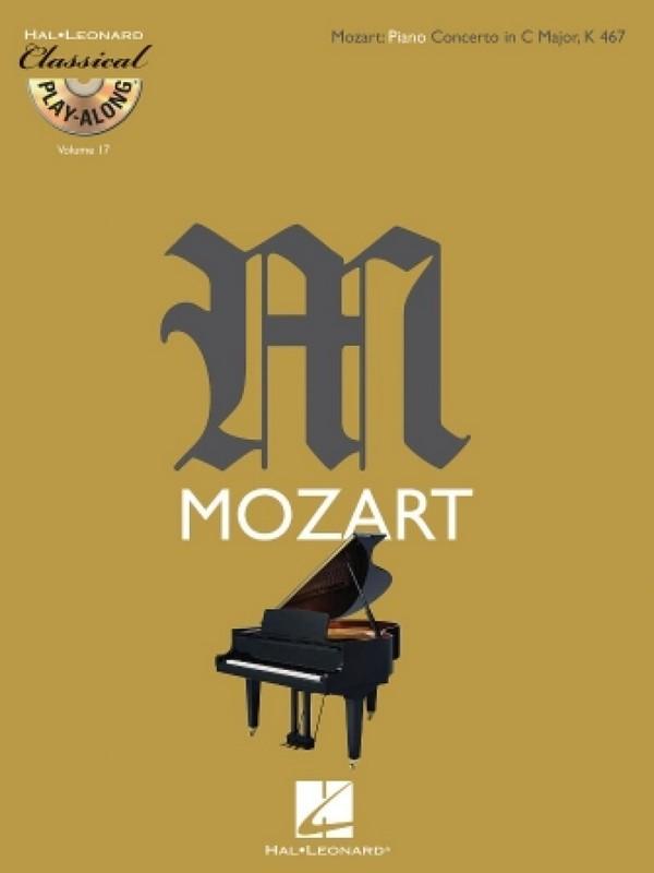 Mozart, Wolfgang Amadeus - Konzert in C-Dur KV467 für Klavier