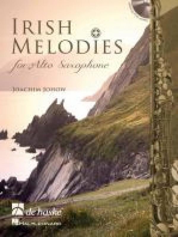 Irish Melodies (+CD): for alto saxophone