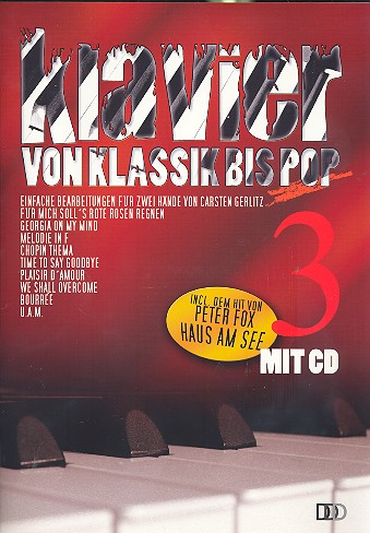- Klavier von Klassik bis Pop Band 3 (+CD) :