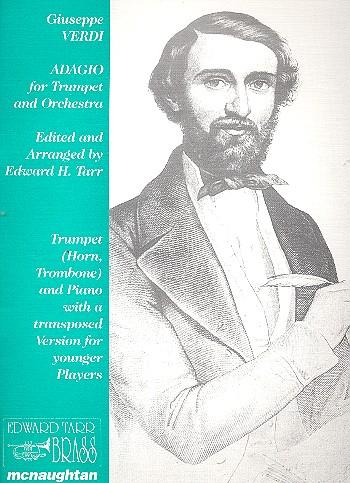 Verdi, Giuseppe - Adagio für Trompete und Orchester :