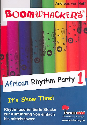 Boomwhackers: African Rhythm Party vol.1