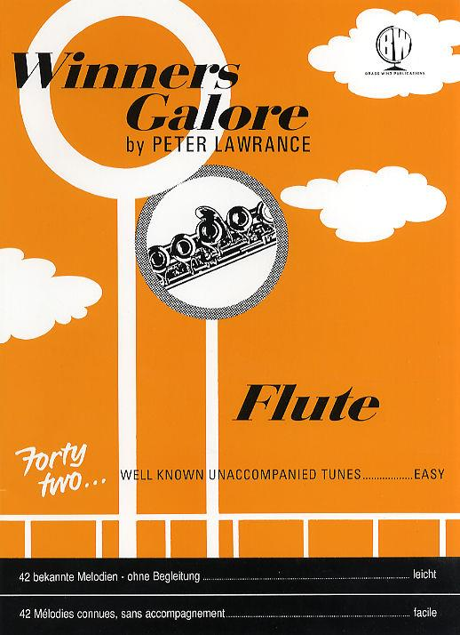 Winners Galore: for flute