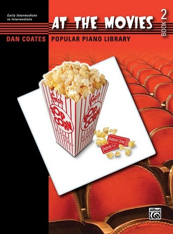At the Movies vol.2: for piano (with text)