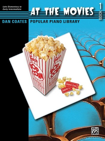 At the Movies vol.1: for piano (with text)