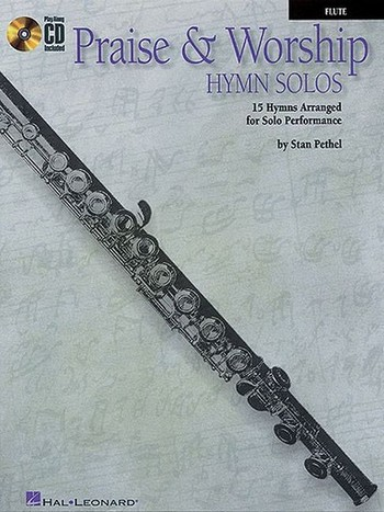 Praise and worship Hymn Solos (+CD): for flute