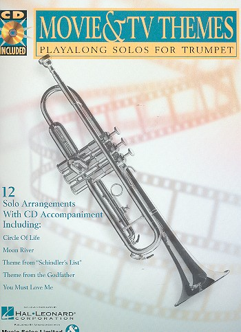 Movie and TV Themes (+CD): for trumpet