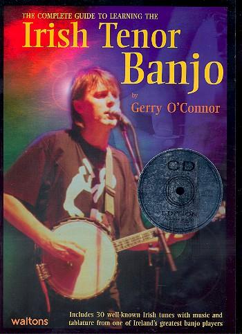 O'Connor, Gerry - Irish Tenor Banjo (+CD) : for banjo/tab