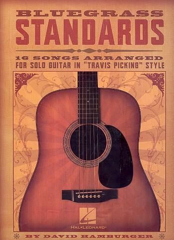 Bluegrass Standards: for guitar/tab
