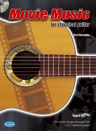 Movie Music (+CD): for guitar