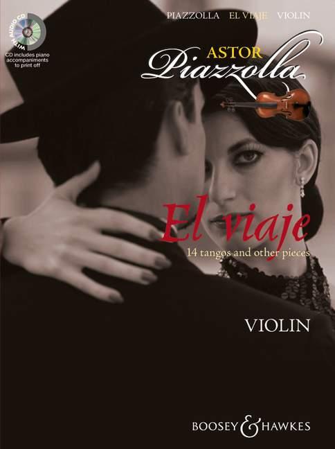 El viaje (+CD): für Violine