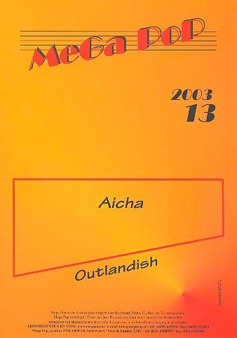 Aicha: for C instrument (with lyrics)