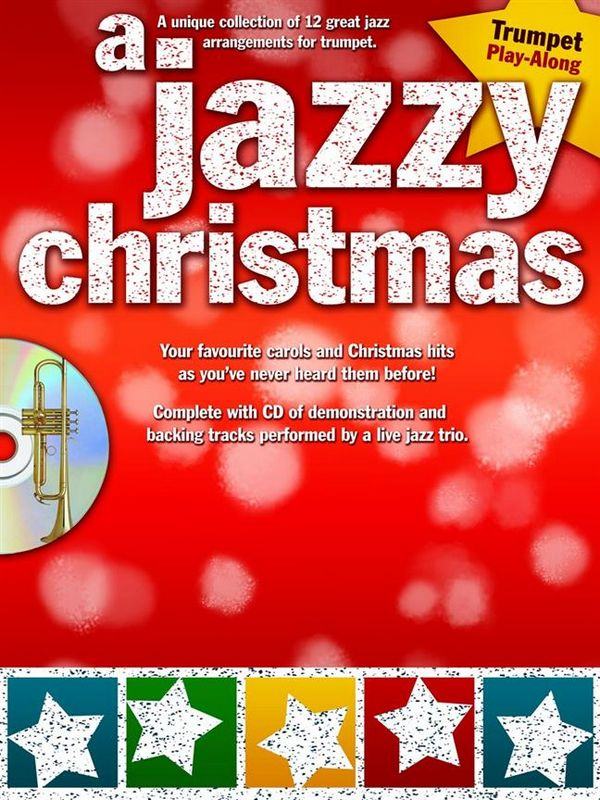 A jazzy Christmas (+CD): for trumpet