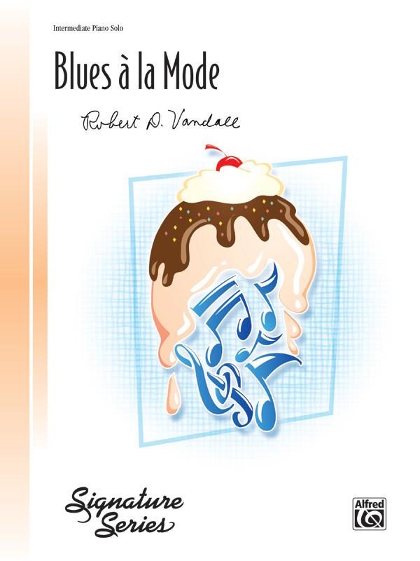 Blues a la Mode: for piano
