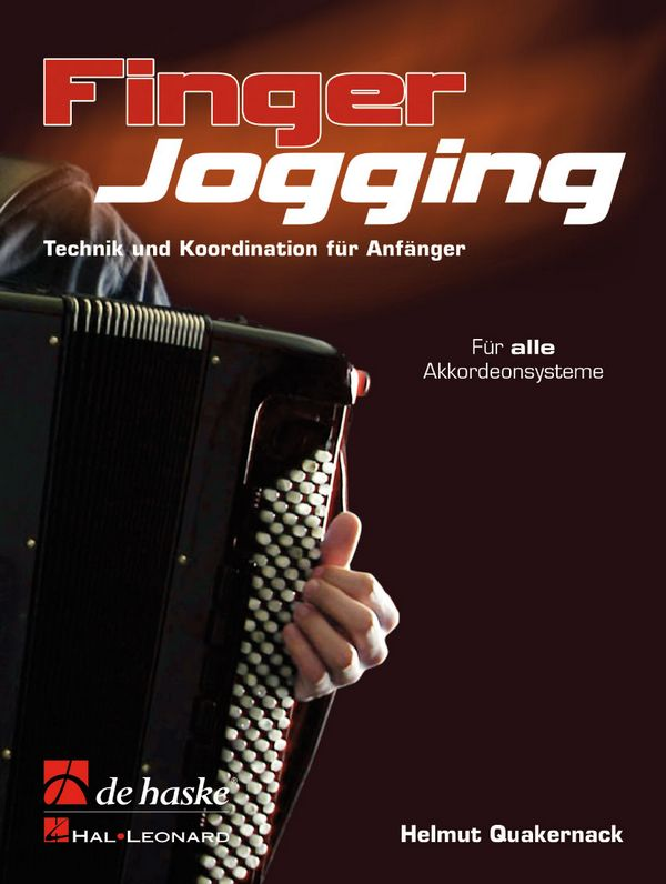 Finger Jogging: für alle Akkordeon