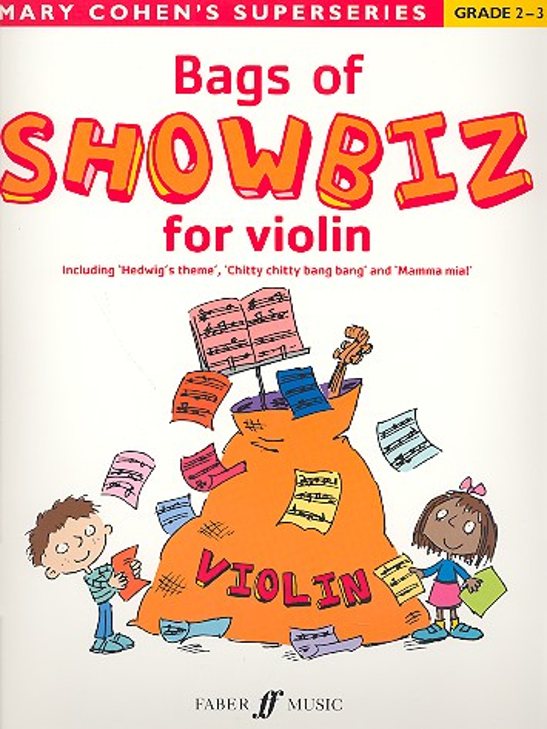 Bags of Showbiz: for violin