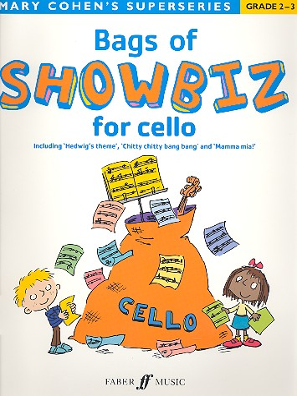 Bags of Showbiz: for cello