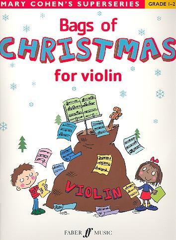Bags of Christmas: for violin