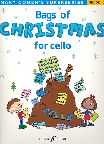 Bags of Christmas: for cello
