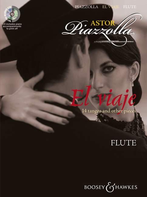 El viaje (+CD): für Flöte