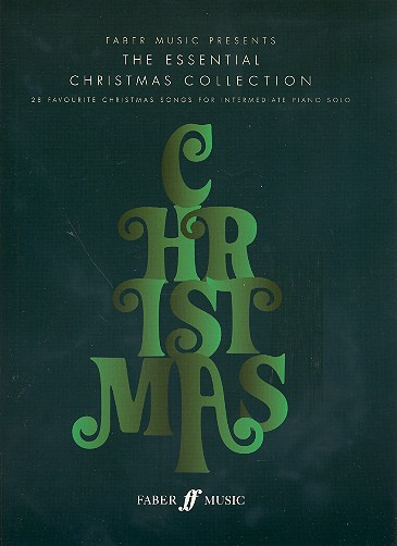 - The essential Christmas Collection :