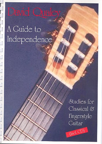 A Guide to Independence (+CD): for guitar/tab