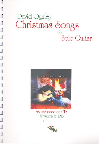 Christmas Songs: for guitar/tab