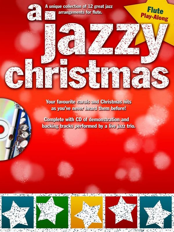 A jazzy Christmas (+CD): for flute