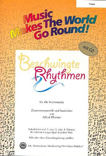 Beschwingte Rhythmen (+CD): für flexible Ensemble