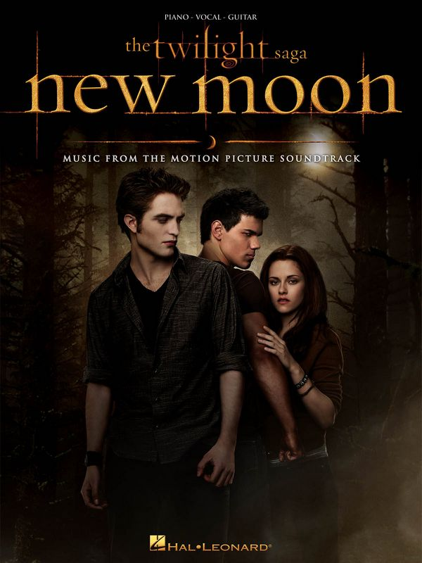 - New Moon (The Twilight Saga vol.2)