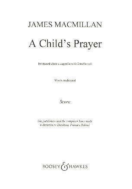 A Child\