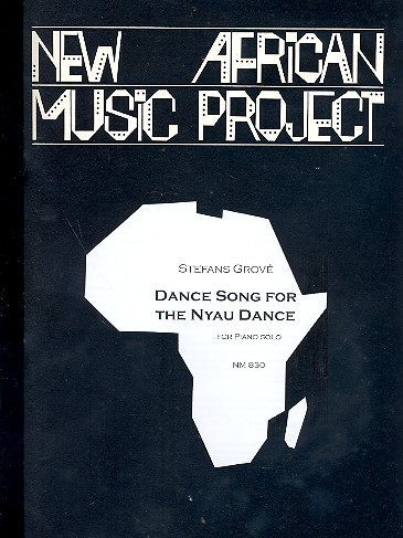 Dance Songs for the Nyau Dance: for piano
