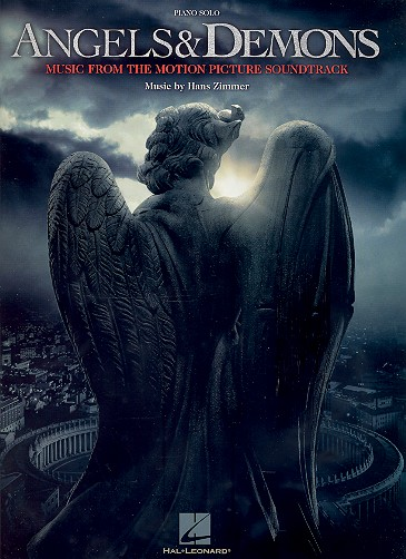 Angels and Demons: Soundtrack from the Motion Picture for piano solo
