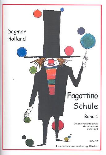 Fagottino-Schule Band 1