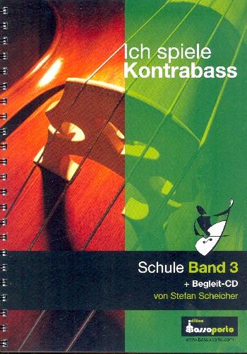 Ich spiele Kontrabaß Band 3 (+CD)