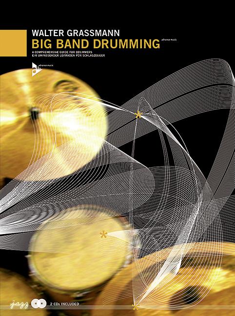 Big Band Drumming (+2 CD\