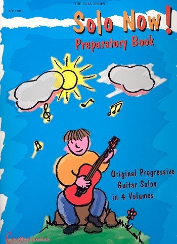 Solo now - preparatory Book: for guitar