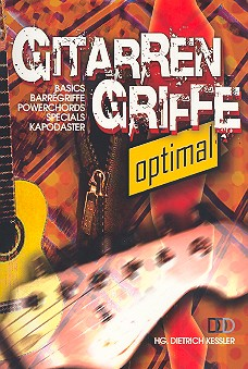 Gitarrengriffe optimal Din A5