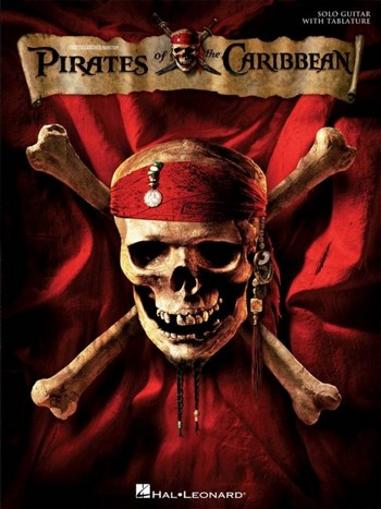 Pirates of the Caribbean (Selections): for guitar/tab