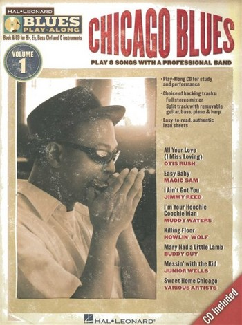 Chicago Blues (+CD): for Bb, Eb, C and Bass Clef Instruments