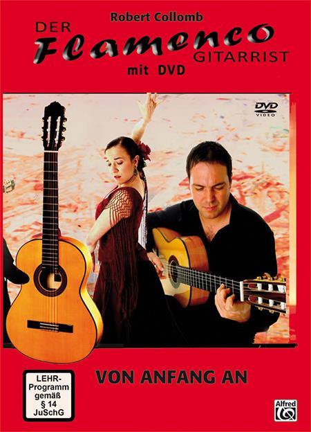 Der Flamenco-Gitarrist (+DVD): für Gitarre/Tabulatur (z.T. mit Gesang)