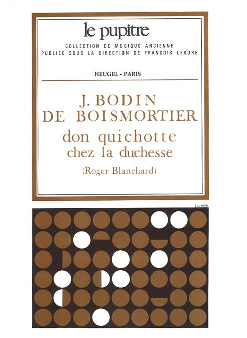 Don Quichotte chez la duchesse