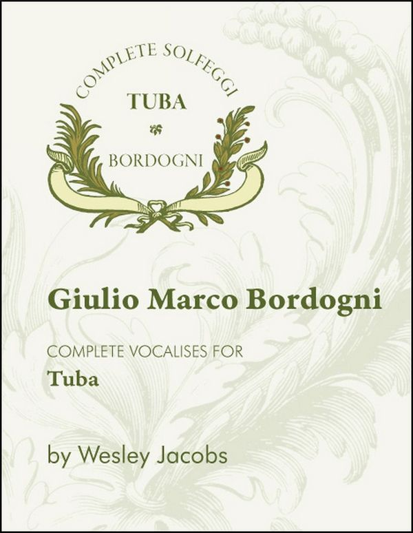 Complete Vocalises: for tuba