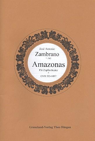 Amazonas: für Zupforchester
