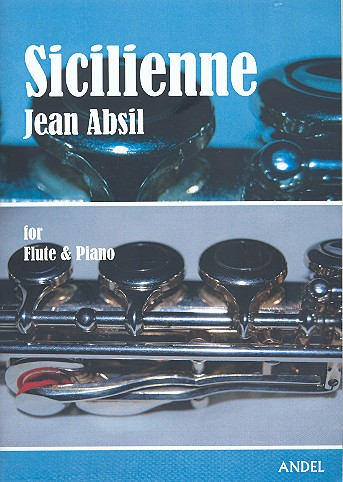 Sicilienne: for flute and piano (harp)