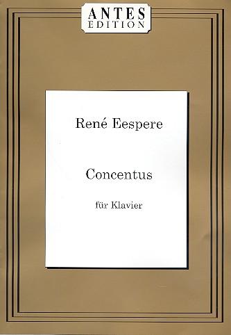 Concentus: für Klavier
