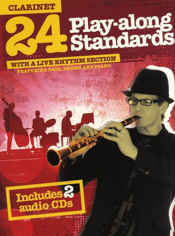 24 Playalong Standards (+2 CD\