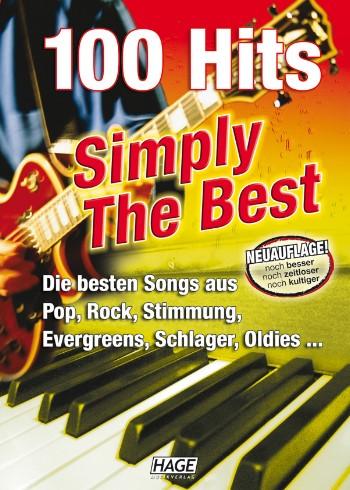 100 Hits Simply the Best (+USB-Stick): für Keyboard, Sound-Module und Computer