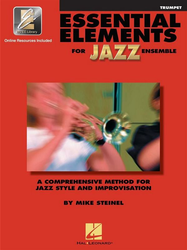 Essential Elements (+CD): for Jazz Ensemble Trumpet