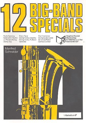 12 Big Band Specials Einzelstimme
